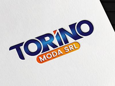 TORINO MODA SRL logo design branding graphic design vector logotype logo mark logo designer logo logo design illustrator brand identity