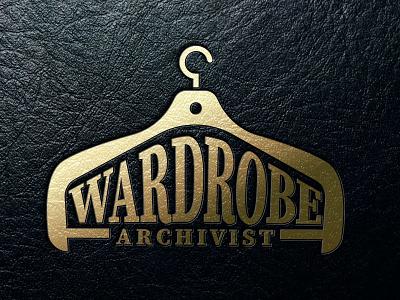 Wardrobe Archivist logo design branding graphic design vector logotype logo mark logo designer logo design logo illustrator brand identity