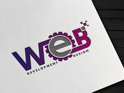 WEB logo design branding vector graphic design logotype logo mark logo designer logo logo design illustrator brand identity