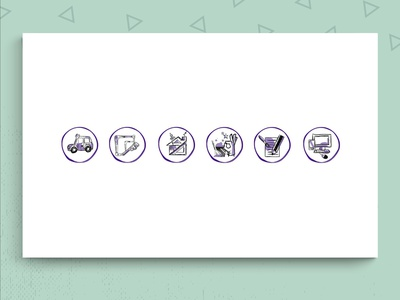 s  194 vector illustration design graphic design illustrator web app branding logo website webicons icon