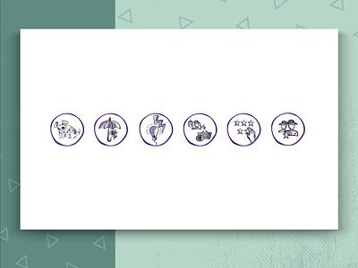 s  193 graphic design web design webicons illustrator vector illustration ux ui app icon branding