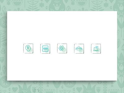 s  120 branding design graphic design app illustrator ux ui vector illustration ios icon set icon design