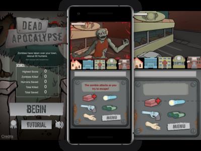 Dead Apocalypse - Screens