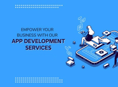 One Stop Solution For Developing the Customized App! application development company mobile app development company
