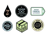 Bound Badges
