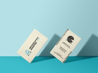 Business Cards for InfographicMonster