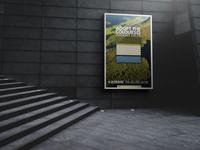 Billboard for WWF