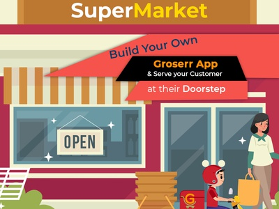 Groserr Applicatin android app onlineapp groceryonline gorcery android app