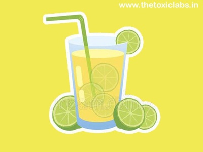 Lemon Juice Day vector ui ux design socialmedia poster design photoshop illustration graphicdesign