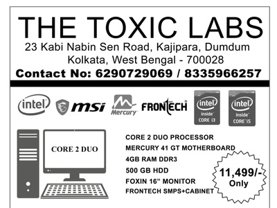 The Toxic Labs vector ux ui design socialmedia poster design photoshop illustration graphicdesign