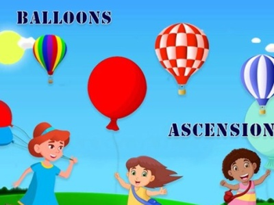 Balloons Ascensions🎈🎈 fathersday ux branding vector ui socialmedia design poster design photoshop illustration graphicdesign