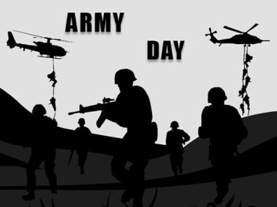 Army Day🇮🇳 vector ui ux design socialmedia poster design photoshop illustration graphicdesign