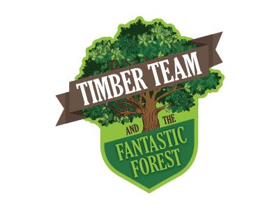 Timber Team Logo Concept