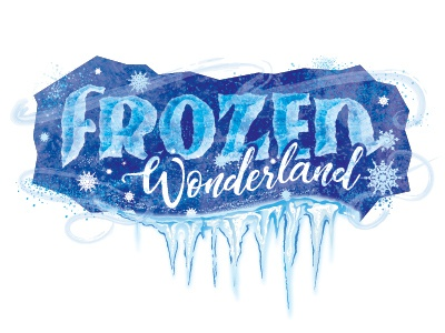 Frozen Wonderland Logo