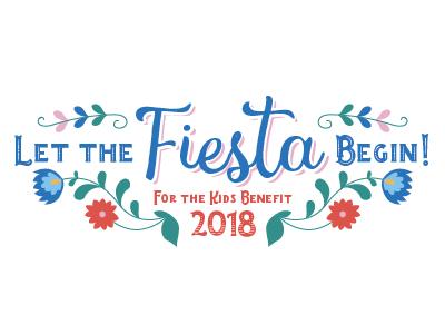 Fundraiser Event logo concept