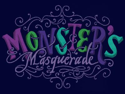 Monster's Masquerade Logo