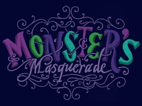 Monster's Masquerade Logo
