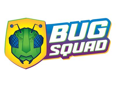 Bug Squad Logo