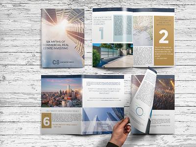 Brochure Design design illustration brochure layout brochure design