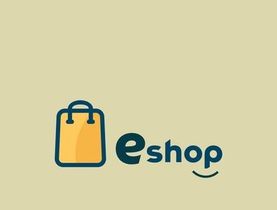 e shop page logo