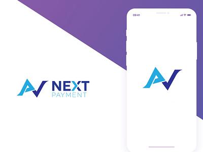 NP LOGO design business logo mark logodesign logo company logo vector graphic design branding typography minimal