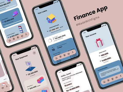 retirement finance app app finance graphic design ui