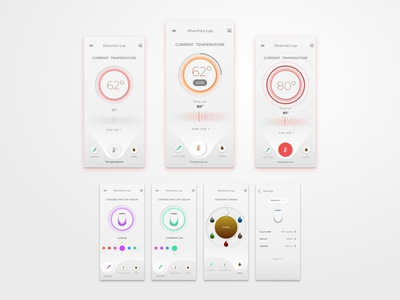 Teapot app app ui