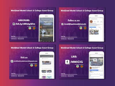 Social Media Poster web app design graphic illustration social media post design rahatlmao poster ui branding app design social media poster social media content