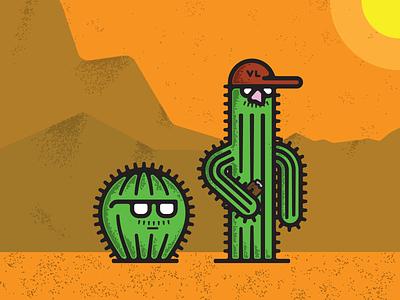 Cactdudes texture hot warm desert sun hispanic homies amigos cactus
