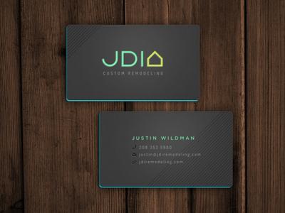 JDI Bizcard Concept 2
