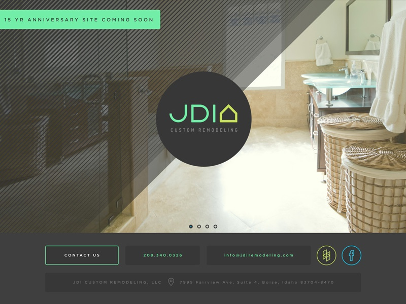 Jdi Temp Website construction remodeling