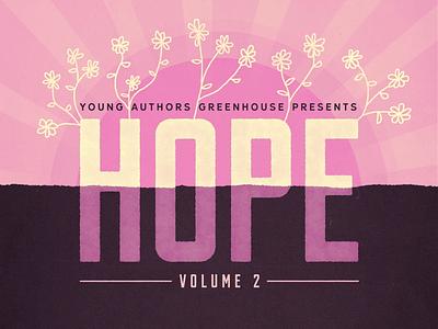 Hope Vol. 2 album design