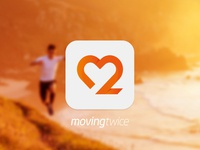 Movingtwice Logo