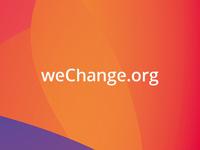 weChange.org — The Wordmark