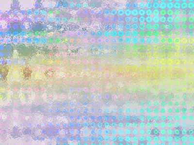 Iridescent Abstract futuristic wavy hologram iridescence photoshop psychedelic holographic colorful halftone abstract iridescent