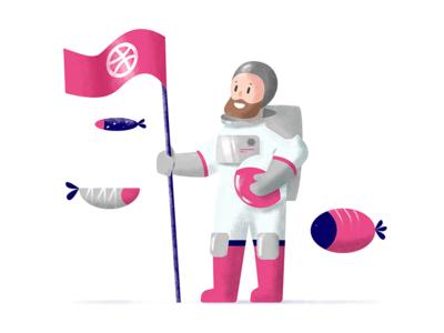 Hello Dribblers! portugal development mobile web apps motion graphics illustration design branding ux ui graphic design web design