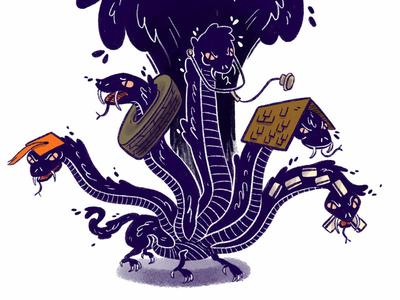 The hydra of American debt
