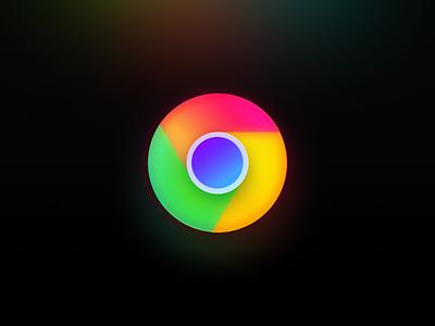 Chrome google icon big sur ios color app