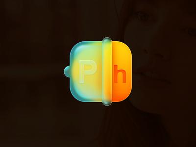 Pornhub logo big sur icon iphone ios color app