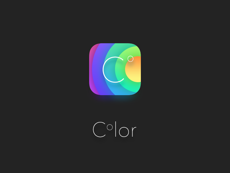 ℃olor icon color weather