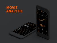 Movie Analytic app