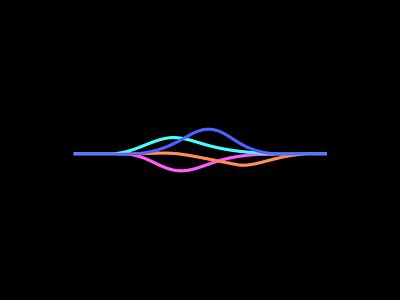 Line Wave ai waveform sound wave