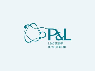 P&L identity design branding