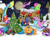 Dinosaur Holiday
