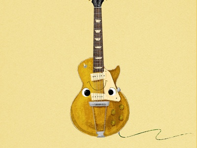 1952 Gibson Les Paul Gold Top