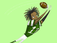 🏈 New York Jets - Robby Anderson