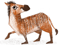 O is for Orohippus