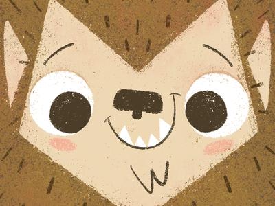 Wolf Man 🐺 👨