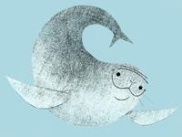 Hawaiian Monk Seal saying 👋
