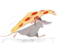 🐀 🍕 NYC Rat Race